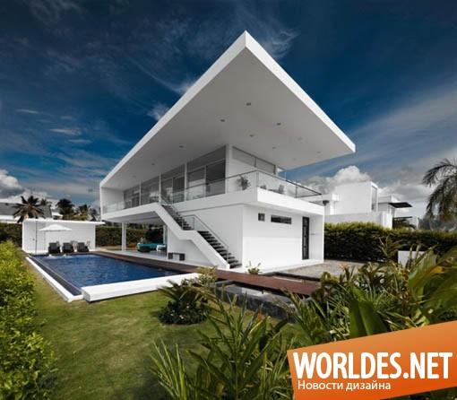 архитектурный дизайн, архитектурный дизайн дома, дизайн дома, дом, современный дом, дом в современном стиле, красивый дом, большой дом, шикарный дом, исключительный дом