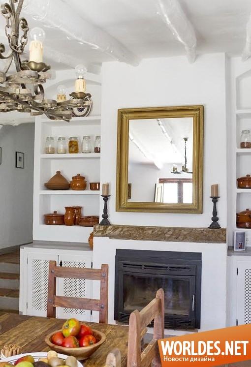 дизайн интерьера, дизайн интерьеров, дизайн интерьера виллы, дизайн интерьера дома, дизайн виллы, вилла, дом, загородный дом, современная вилла, оригинальная вилла, уютная вилла, испанская вилла, вилла в деревенском стиле