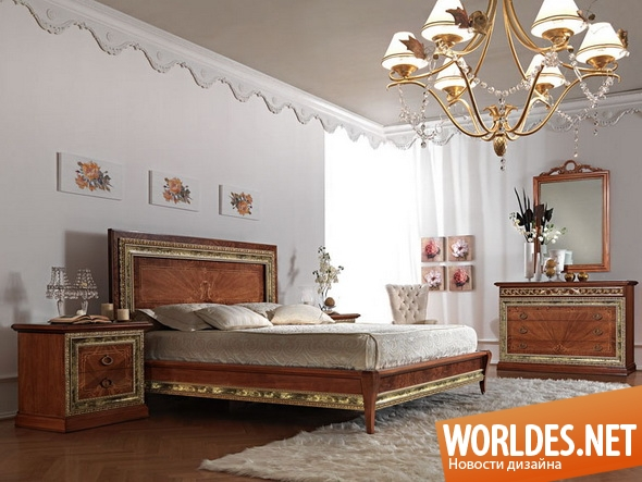 дизайн интерьера, дизайн интерьеров, интерьер, интерьер спальни, спальня, спальни, современные спальни, итальянские спальни