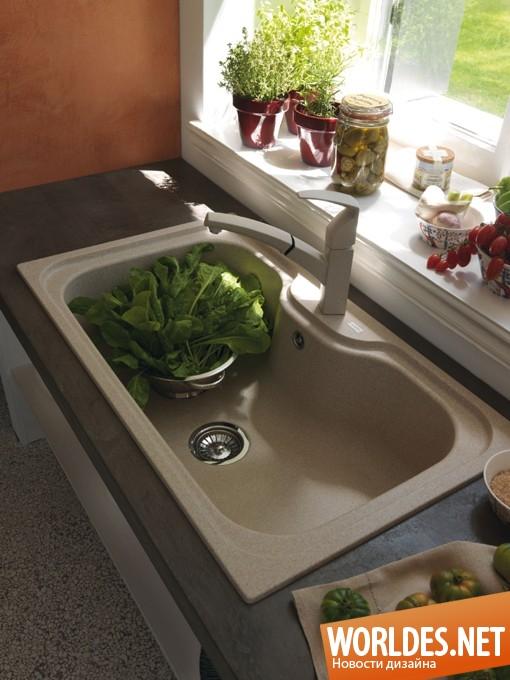 дизайн кухни, кран для кухни, подбор крана для кухни, как подобрать кран для кухни, современные краны для кухни, практичные краны для кухни