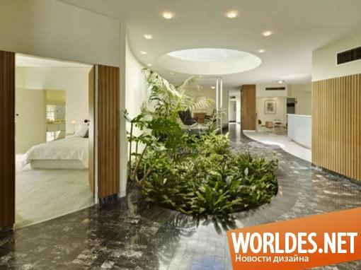 архитектурный дизайн, архитектурный дизайн дома, дизайн дома, дизайн замечательного дома, дом, замечательный дом, дом в стиле 60-х, вилла, коттедж