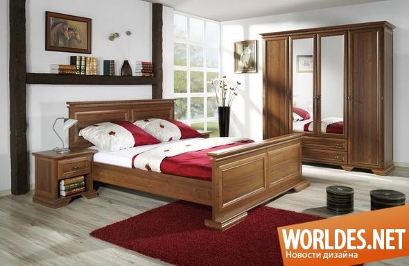 дизайн мебели, дизайн мебели для спальни, мебель, мебель спальни, классическая мебель, классическая мебель для спальни, деревянная мебель