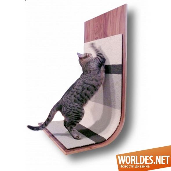 дизайн аксессуаров, дизайн аксессуаров для дома, аксессуары, аксессуары для дома, когтеточка, когтеточка для кошки, аксессуары для кошек