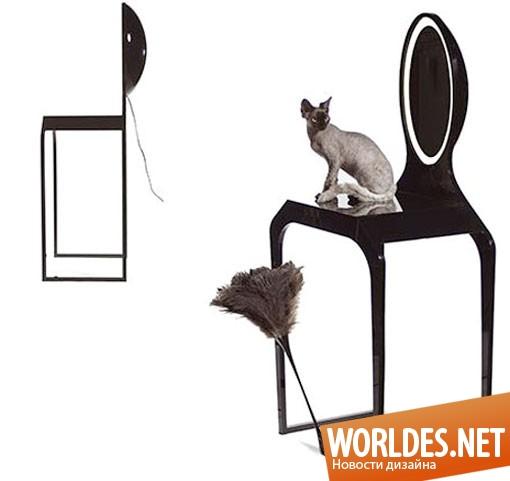 дизайн мебели, дизайн коллекции мебели, мебель, коллекция мебели, современная коллекция мебели, кресла, туалетный столик