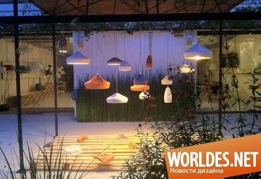 декоративный дизайн, декоративный дизайн ламп, лампы, коллекция ламп, оригинальные лампы, интересные лампы, красивые лампы, необычные лампы