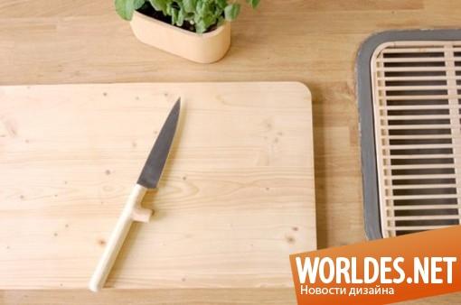 дизайн кухни, дизайн кухонь, дизайн современной кухни,  кухня, современная кухня, компактная кухня, мини кухня, мини-кухня, необычная кухня, практичная кухня