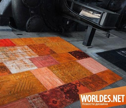 декоративный дизайн, декоративный дизайн ковров, дизайн ковров, ковры, декоративные ковры, современные ковры, красочные ковры