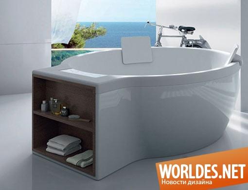дизайн ванной комнаты, дизайн ванных комнат, ванная комната, ванные комнаты, дизайн ванной, дизайн ванны, дизайн круглой ванны, ванна, круглая ванна