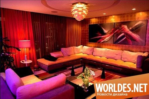 дизайн интерьеров, дизайн интерьера квартиры, квартира, современная квартира, красивая квартира, интерьер квартиры