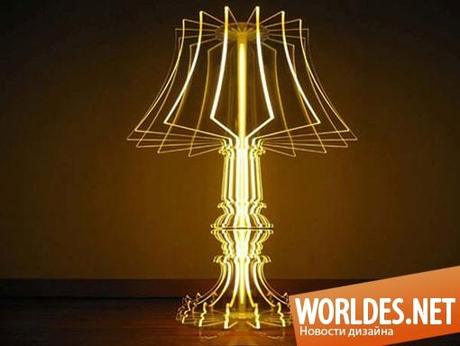 декоративный дизайн, декоративный дизайн ламп, дизайн современных ламп, лампы, современные лампы, оригинальные лампы, лампа Мария-Луиза