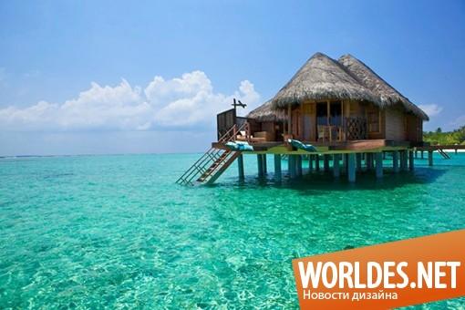 ландшафтный дизайн, Мальдивы, отдых на Мальдивах, Мальдивы – отдых вашей мечты
