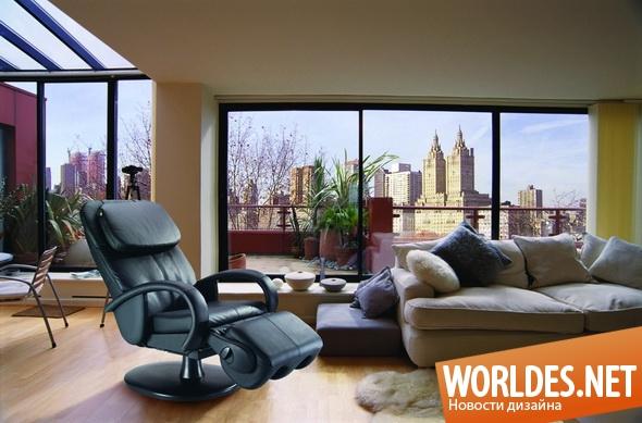 дизайн мебели, дизайн кресла, дизайн массажного кресла, мебель, современная мебель, кресло, массажное кресло