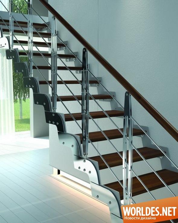 декоративный дизайн ,декоративный дизайн лестницы, дизайн лестницы, лестница, дизайн перил, перила, металлические перила
