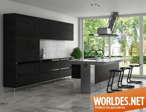дизайн кухни, дизайн кухонь, дизайн современной кухни,  кухня, современная кухня, оригинальная кухня, простая кухня, минималистская кухня, кухня в минималистском стиле