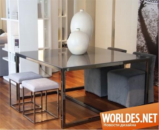 дизайн мебели, дизайн стола, стол, обеденный стол, современный стол, современный обеденный стол, простой обеденный стол, простой стол, минималистский стол, минималистский обеденный стол