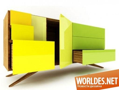 дизайн мебели, дизайн шкафа, шкаф, современный шкаф, функциональный шкаф, практичный шкаф, минималистский шкаф, оригинальный шкаф, комод, красивый шкаф, яркий шкаф, весенний шкаф