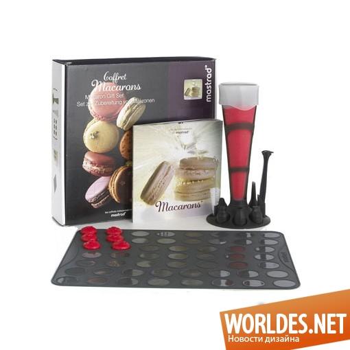 дизайн аксессуаров, дизайн аксессуаров для кухни, дизайн кухонных аксессуаров, дизайн набора для выпечки печенья, набор для выпечки печенья, практичный набор для выпечки, современный набор для выпечки
