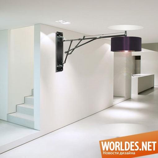 декоративный дизайн, декоративный дизайн ламп, дизайн современных ламп, лампы, современные лампы, оригинальные лампы, дизайн светильника, светильник, настенный светильник, бра, современный светильник