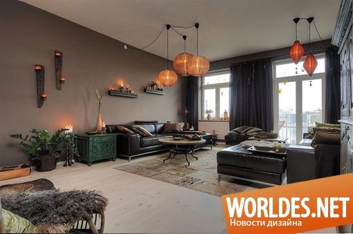 дизайн интерьера, дизайн интерьеров, дизайн интерьера квартиры, квартира, современная квартира, оригинальная квартира, необычная квартира, просторная квартира, красивая квартира