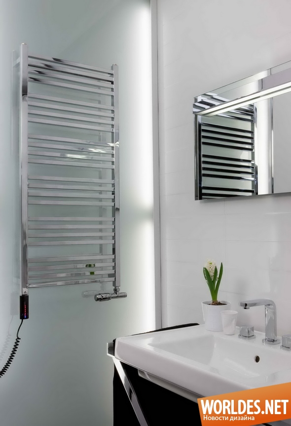 дизайн ванной комнаты, дизайн обогревателей для ванной комнаты, ванная комната, обогреватели для ванной комнаты, обогреватели для небольших ванных комнат, практичные обогреватели