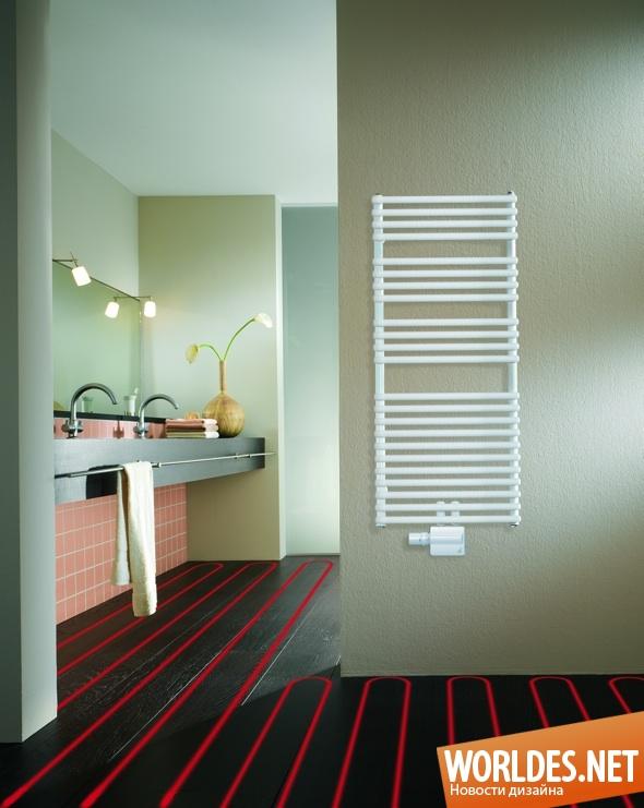 дизайн ванной комнаты, дизайн обогревателей для ванной комнаты, ванная комната, обогреватели для ванной комнаты, отопление ванной комнаты