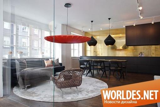 дизайн интерьера, дизайн интерьеров, интерьер, интерьер лофта, оборудованный лофт, современный лофт, просторный лофт, красивый лофт, светлый лофт, большой лофт, оборудование чердака, оборудование мансарды, мансарда, чердак