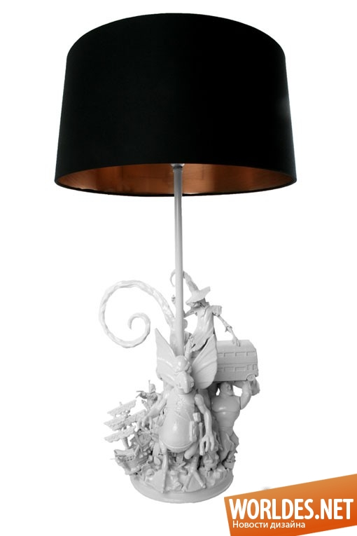 декоративный дизайн, декоративный дизайн ламп, дизайн современных ламп, лампы, современные лампы, оригинальные лампы, необычные лампы, красивые лампы, уникальные лампы