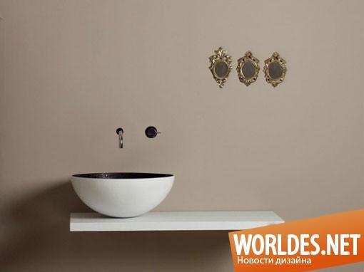 дизайн ванной комнаты, дизайн раковины, раковина, раковины, раковины для ванной, современные раковины, минималистские раковины, оригинальные раковины