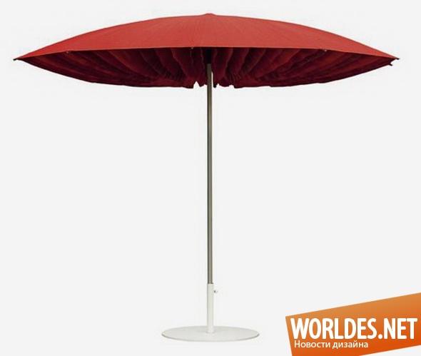 декоративный дизайн, декоративный дизайн зонтов, зонты, садовые зонты, зонты для сада, оригинальные садовые зонты, современные садовые зонты, садовые зонты в виде гриба
