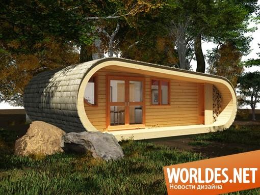 архитектурный дизайн, архитектурный дизайн дома, дизайн дома, дом, оригинальный дом, деревянный дом, необычный дом