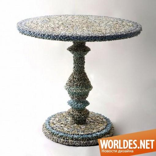 дизайн мебели, дизайн стола, дизайн оригинального стола, стол, столик, оригинальный стол, необычный стол, красивый стол, современный стол, креативный стол