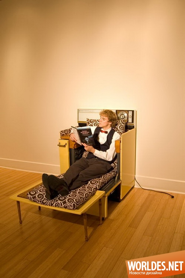 дизайн мебели, дизайн стульев, стулья, раскладные стулья, оригинальные стулья, современные стулья, практичные стулья, комфортные стулья