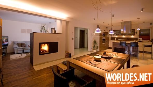 архитектурный дизайн, дизайн дома, практичные дома, экономные дома, пассивные дома