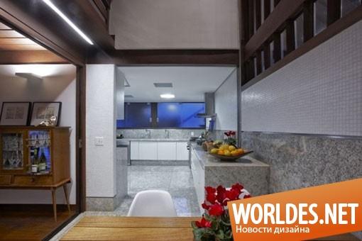 архитектурный дизайн, архитектурный дизайн дома, архитектурный дизайн резиденции, дизайн дома, дизайн резиденции, дом, дом 80-х годов, резиденция, перестроенная резиденция, резиденция 80-х годов