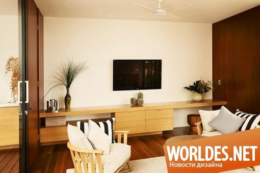 архитектурный дизайн, архитектурный дизайн отеля, дизайн отеля, отель, шикарный отель, роскошный отель, пятизвездочный отель в Австралии
