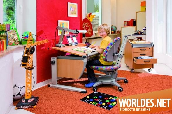 дизайн мебели, дизайн стола, дизайн письменного стола, мебель, современная мебель, стол, письменный стол, детский стол, стол для детей, письменный стол для детей