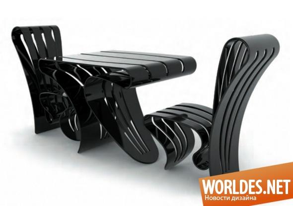дизайн мебели, дизайн мебели для сада, мебель, садовая мебель, мебель для сада, пластиковая мебель, пластиковая мебель для сада