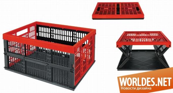 дизайн аксессуаров, дизайн аксессуаров для дома, аксессуары, аксессуары для дома, корзины, пластиковые корзины, корзины для хранение вещей