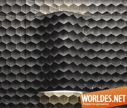 дизайн аксессуаров, дизайн плитки, дизайн настенного покрытия, плитка, оригинальная плитка, современная плитка, настенная плитка, необычная плитка