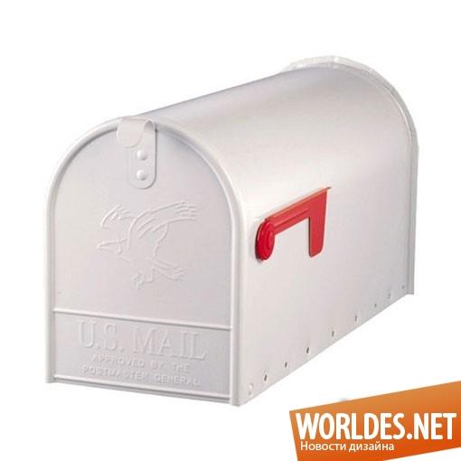 декоративный дизайн, декоративный дизайн почтового ящика, почтовый ящик, ящик, современный почтовый ящик, практичный почтовый ящик
