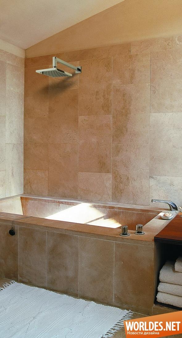 дизайн ванной комнаты, дизайн душевой, душевая, душ, ванная комната