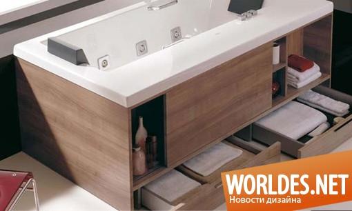 дизайн ванной комнаты, дизайн ванных комнат, ванная комната, ванные комнаты, дизайн ванной, ванная, элегантная ванная комната, современная ванная, практическая ванна