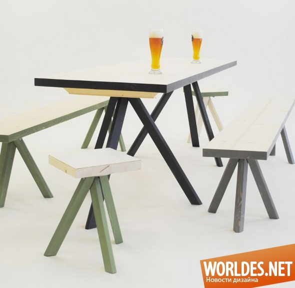 дизайн мебели, дизайн мебели для сада, дизайн садовой мебели, мебель, садовая мебель, мебель для сада, практичная садовая мебель