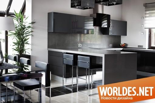 дизайн кухни, дизайн кухонь, дизайн современной кухни, кухня, проект кухни, современная кухня, стильная кухня