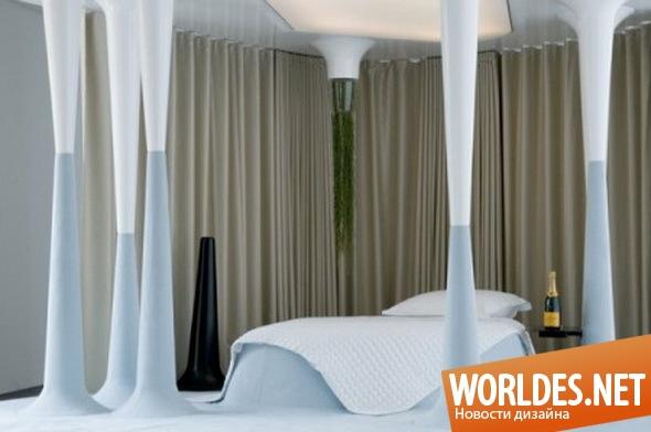 дизайн интерьеров, дизайн интерьера, дизайн интерьера спальни, дизайн спальни, спальня, проект спальни, современная спальня