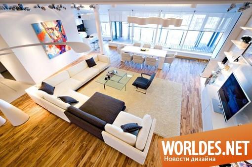 дизайн интерьера, дизайн интерьеров, дизайн интерьера квартиры, дизайн квартиры, квартира, современная квартира, просторная квартира