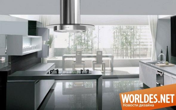 дизайн кухни, дизайн вытяжек для кухни, дизайн кухонных вытяжек, кухня, современная кухня, вытяжки, кухонные вытяжки, вытяжки для кухни