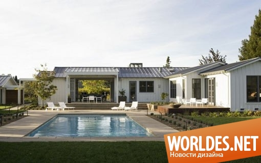 архитектурный дизайн, архитектурный дизайн дома, архитектурный дизайн резиденции, дизайн дома, дизайн резиденции, дом,  резиденция, резиденция в винограднике
