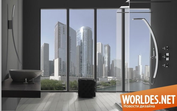 дизайн ванной комнаты, дизайн кранов для ванной комнаты, ванная комната, краны для ванной комнаты, роскошная ванная комната, смесители для ванной комнаты