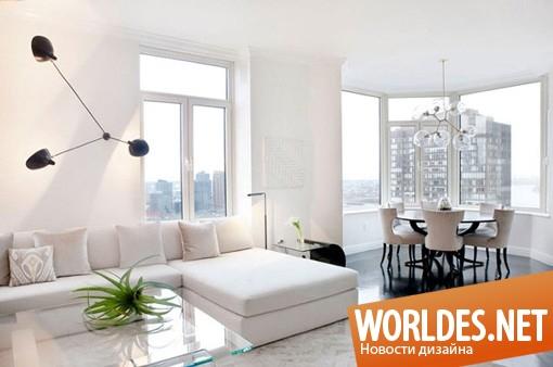 дизайн интерьера, дизайн интерьеров, дизайн интерьера квартиры, дизайн пентхауса, квартира, пентхаус, роскошная квартира, современный интерьер квартиры